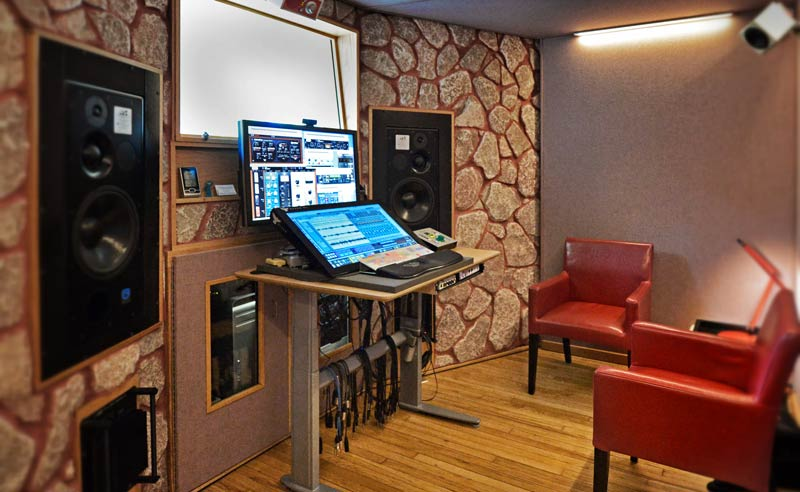 image of the mixroom creative workspace